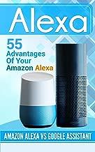 Amazon Alexa: 55 advantages of your Amazon Alexa. Amazon Alexa vs Google Assistant