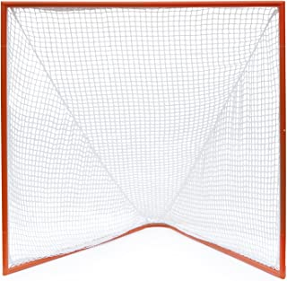 Champion Sports Professional Lacrosse Goals: 6x6 Feet Mens & Womens Pro Goal