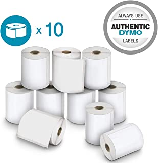 DYMO Authentic LW Extra Large Shipping Labels | Authentic DYMO Labels for LabelWriter 4XL Label Printer (4