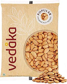 Vedaka Popular Whole Almonds, 1kg