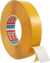 Tesa 4970 Dubbelzijdig plakband van pvc, montageplakband, breedte naar keuze, 50 m op rol, sterk permanent klevend, univer...
