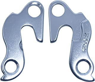 Forest Bykes Trek Bicycle Rear Derailleur Hanger 6 Dropout 6- Part #W230026 - Set of 2 - Includes mounting bolts
