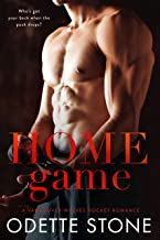 Home Game (A Vancouver Wolves Hockey Romance Book 2)