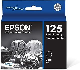 Epson T125120 DURABrite Ultra Black Standard Capacity Cartridge Ink