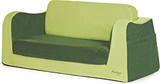 P'kolino Little Sofa / Sleeper - Green