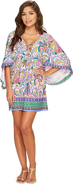 Jungle Beach Tunic Cover-Up
