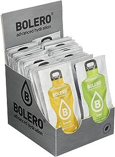 Bolero Drinks - Kennenlernpaket 48 Sorten, 429g, für 72 Liter Getränke