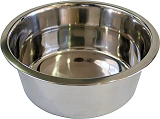 Croci Steel Bowl Dos, 25 cm