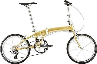 ダホン(DAHON) Mu SLX 11段変速 折りたたみ自転車 19MUSLGL00 プレミアムゴールド