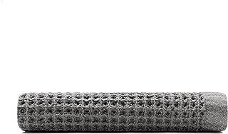 The Onsen Bath Towel - 100% Supima Cotton, Lightweight, Cinder Grey
