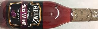 Heinz Gourmet Red Wine Vinegar 12 Oz. Pack Of 3.