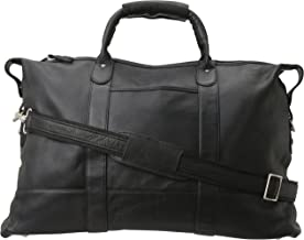 Latico Leathers Carriage Duffel Bag For Men, Authentic Luxury Leather, Designer Fashion, Top Quality Leather,