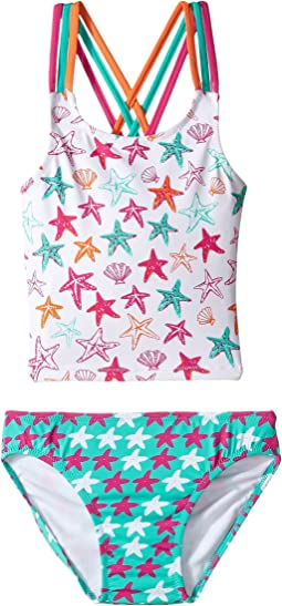 Star Fish Tankini Set (Toddler/Little Kids/Big Kids)