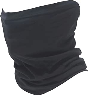 多機能 バンダナ UVカット フェイスガード ネックウォーマー 防寒 防風 埃よけ フェイスマスク ターバン ニット 帽子 ネック・フェイス・ヘッド ウェア コットン 薄手 伸縮素材 BD-AHT-CTN