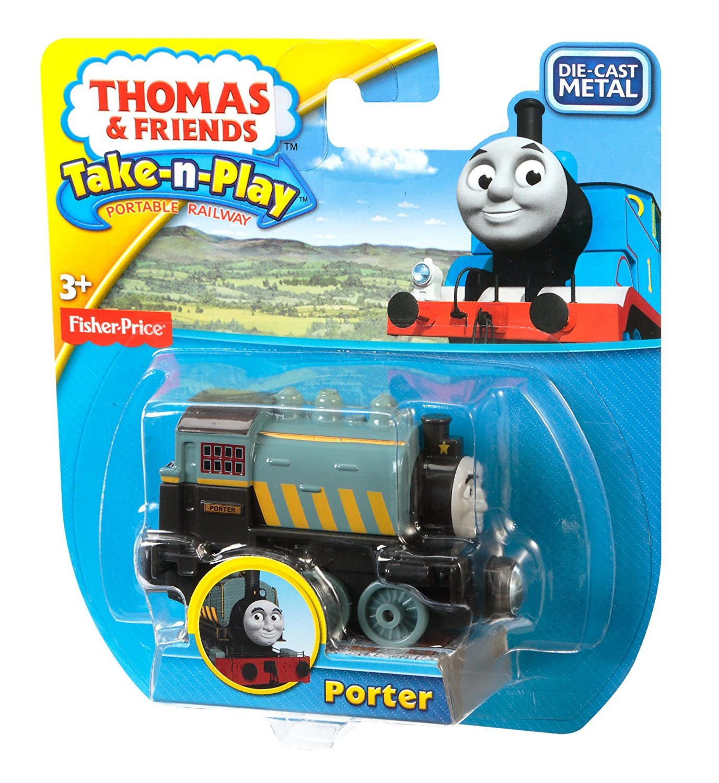 Thomas & Friends Take-n-Play, Porter
