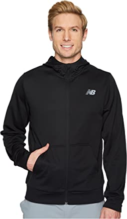 New Balance - NB Corefleece Full Zip Hoodie