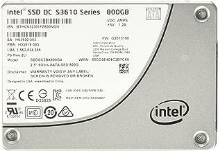 Intel DC S3610 | SSDSC2BX016T401 | 1.6TB SATA III 6Gb/s MLC 2.5