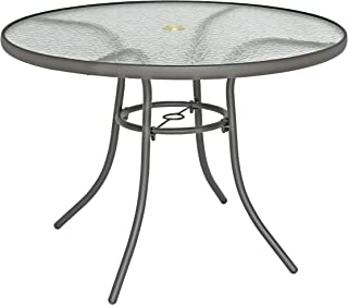 Best cheap glass patio table Reviews