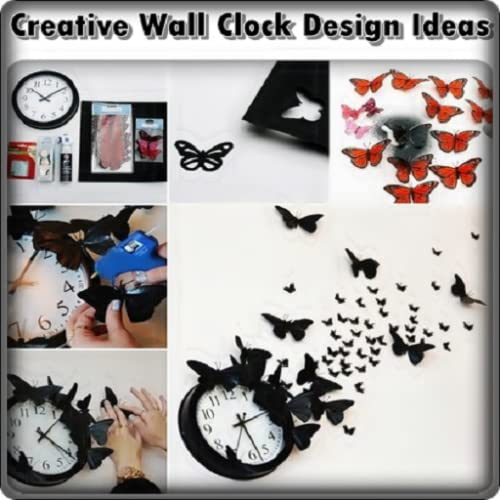 Creative Wall Clock Design Ideas