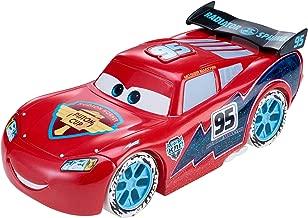 Disney/Pixar Cars Ice Racers Large Lightning McQueen Vehicle (1:24 Scale)