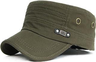 0f8f4afb1db King Star Cadet Flat Top Hats Army Military Castro Snapback Caps