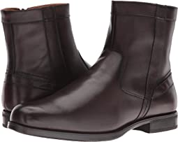 Midtown Plain Toe Zip Boot