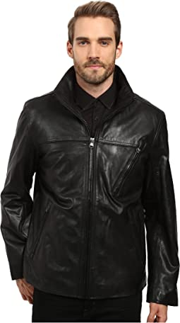 Plymouth Leather Jacket