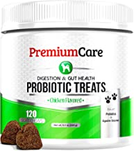 Probiotics For Dogs - Advanced Dog Probiotics + Digestive Enzymes - Relieves Diarrhea, Upset Stomach, Constipation, Improves Digestion, Allergy, Hot Spots, Immunity & Overall Health - Made In The USA