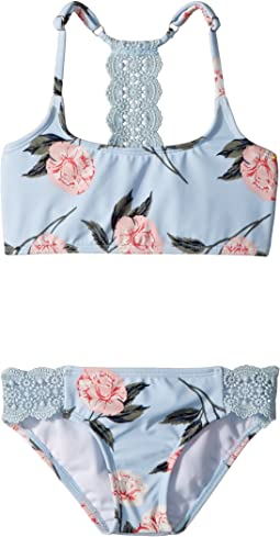 Billabong Kids - Petal Deze Trilet Set (Little Kids/Big Kids)