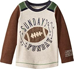 Football Long Sleeve Raglan T-Shirt (Infant/Toddler)