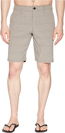 O'Neill Locked Stripe Hybrid Walkshorts