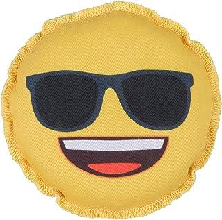 KR Strikeforce Strikeforce 弓形保龄球袋条纹保龄球表情符号收纳袋 - 微笑脸带/太阳镜