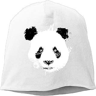 Men Women Desiigner Panda Logo Beanie Hat