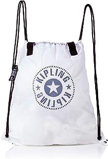 Kipling Unisex-Adult Drawpack Tote Bag, Clear, 39x43x1 cm (B x H x T)