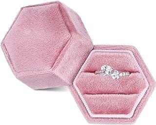 custom velvet ring box