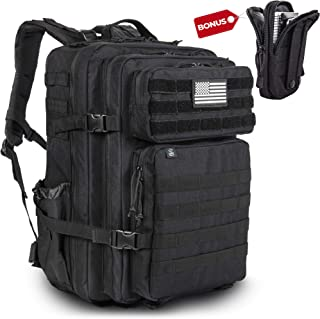 Military Tactical Backpack Army 3 Day Assault Pack Molle...