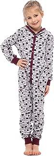Mädchen langarm Schlafanzug Hund Katze Studio Pets Kinder Pyjama 98-128 NEU
