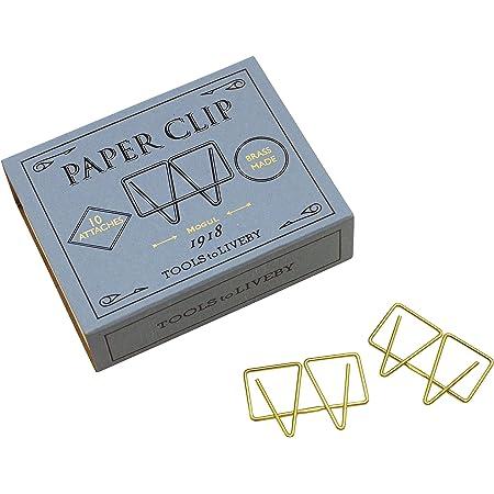 Paper Clip/ペーパークリップ E/1918年代 TTLB【ブルー】 TL003-E(BL)