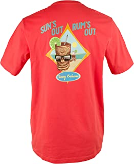 Men's Big & Tall Suns Out Rums Out T-Shirt
