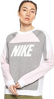 Nike Womens CREW FLC CB Sweatshirts