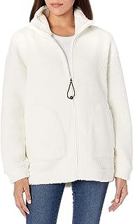 Skechers Women's Sherpa Full Zip 2 Pocket Polar Fleece Jacket