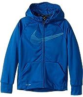Nike Kids Therma Full-Zip Training Hoodie (Little Kids/Big Kids)