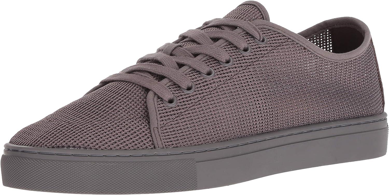 Donald J Pliner Men's ABEL2-M2 Sneaker, Charcoal, 8 D US