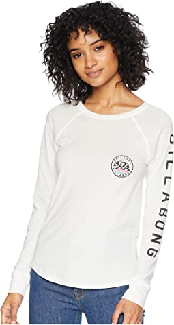 Cali Love Long Sleeve Tee