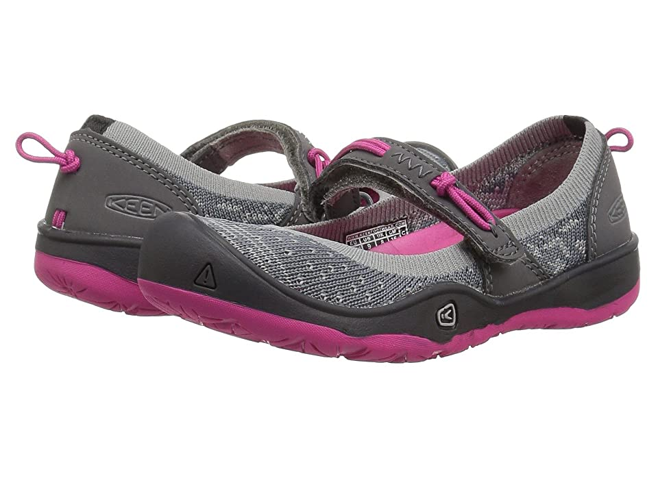 Keen Kids Moxie Mary Jane (Toddler/Little Kid) (Paloma/Cabaret) Girl