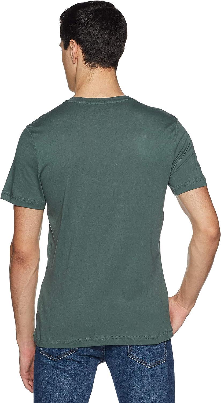 Reebok Mens Qqr Linear Read T-Shirt