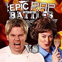 Gordon Ramsay vs Julia Child [Explicit]