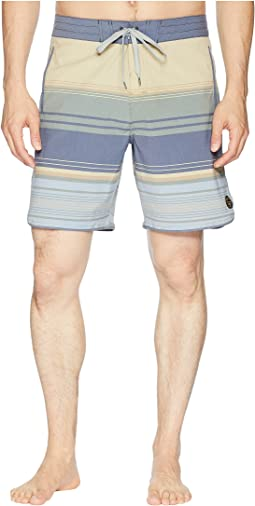 Sea Bed Scallop Boardshorts