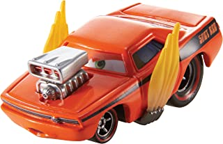 Disney Pixar Cars Snot Rod with Flames Diecast Vehicle