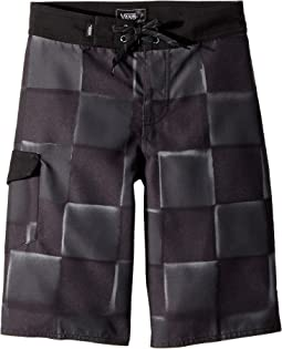 Vans Kids - Check Yourself II Boardshorts (Little Kids/Big Kids)